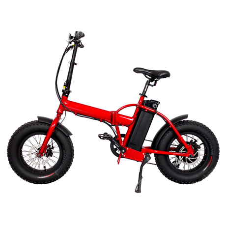 Light Folding Fat Wheel 16 Inch Electric Bike for OEM