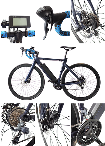 New Model Road Electric Bike Bicycle with CE