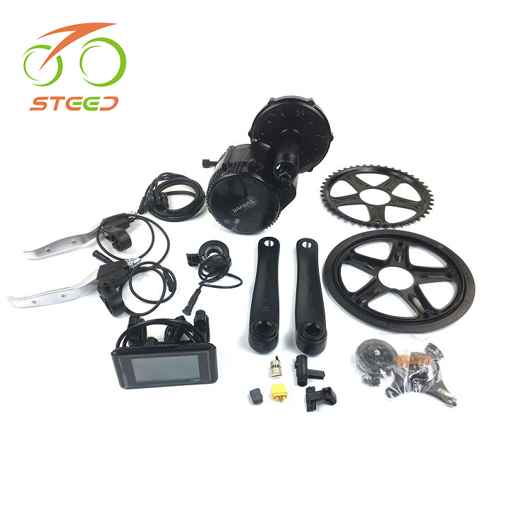 Mid Drive Motor Conversion Kits for Ebike